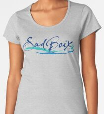 Sad Boix Women's Premium T-Shirt