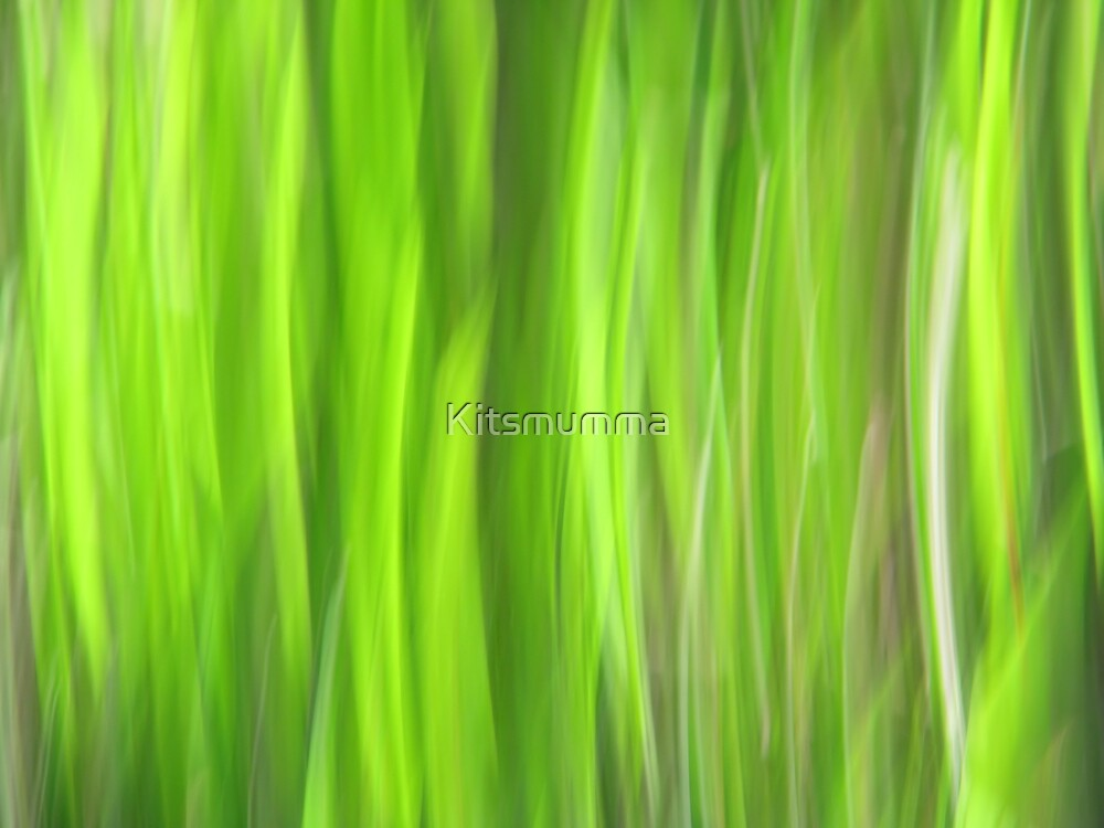Grass - Light by Kitsmumma