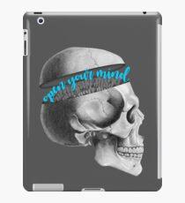 OPEN YOUR MIND iPad Case/Skin