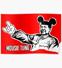 Mousie Tung Poster