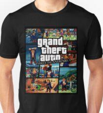 Grand Theft Monkey T-Shirt
