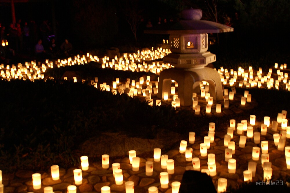 Nara Candle Festival by echelle23