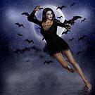 Moon Witch by EnchantedDreams