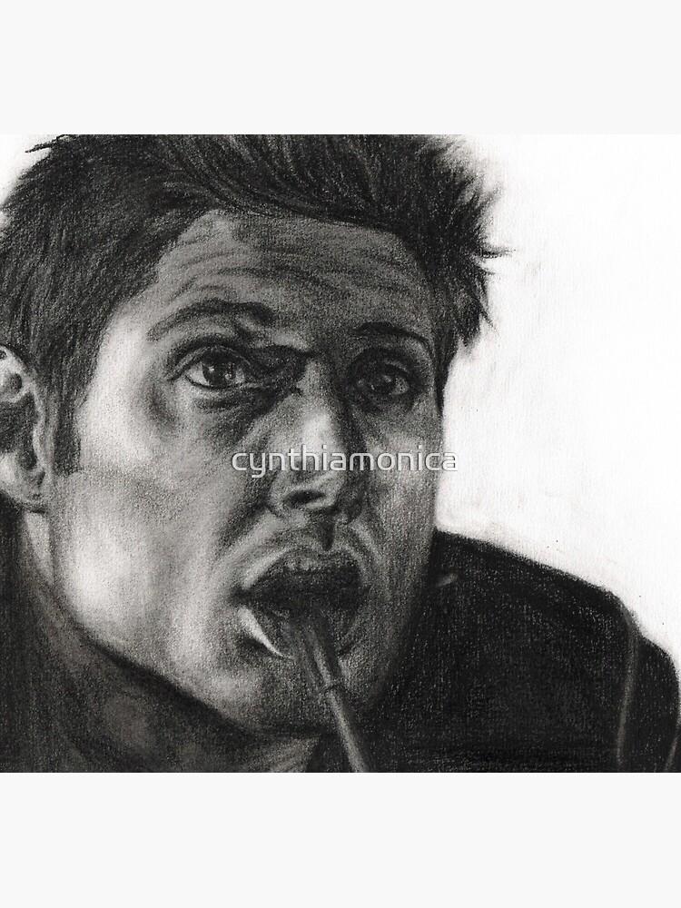 Dean Winchester by cynthiamonica