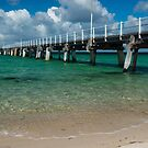 Tumby Bay Jetty, South Australia by SusanAdey