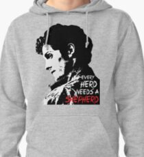 Troy Otto - Every Herd Needs a Shepherd Pullover Hoodie
