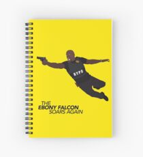 Brooklyn Nine Nine Terry Crews Spiral Notebook
