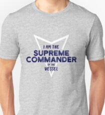 The Supreme Commander T-Shirt