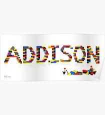 Addison Poster