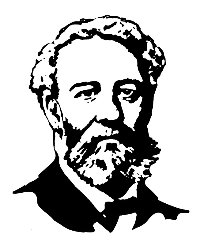 a biography of jules verne a french poet and novelist Jules verne jules gabriel verne was a french novelist, poet, and playwright best known for his adventure novels and his profound influence.