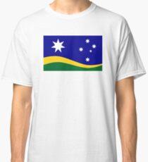 Southern Horizon - The New Australian Flag Classic T-Shirt