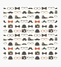 Hipsters Rule Photographic Print