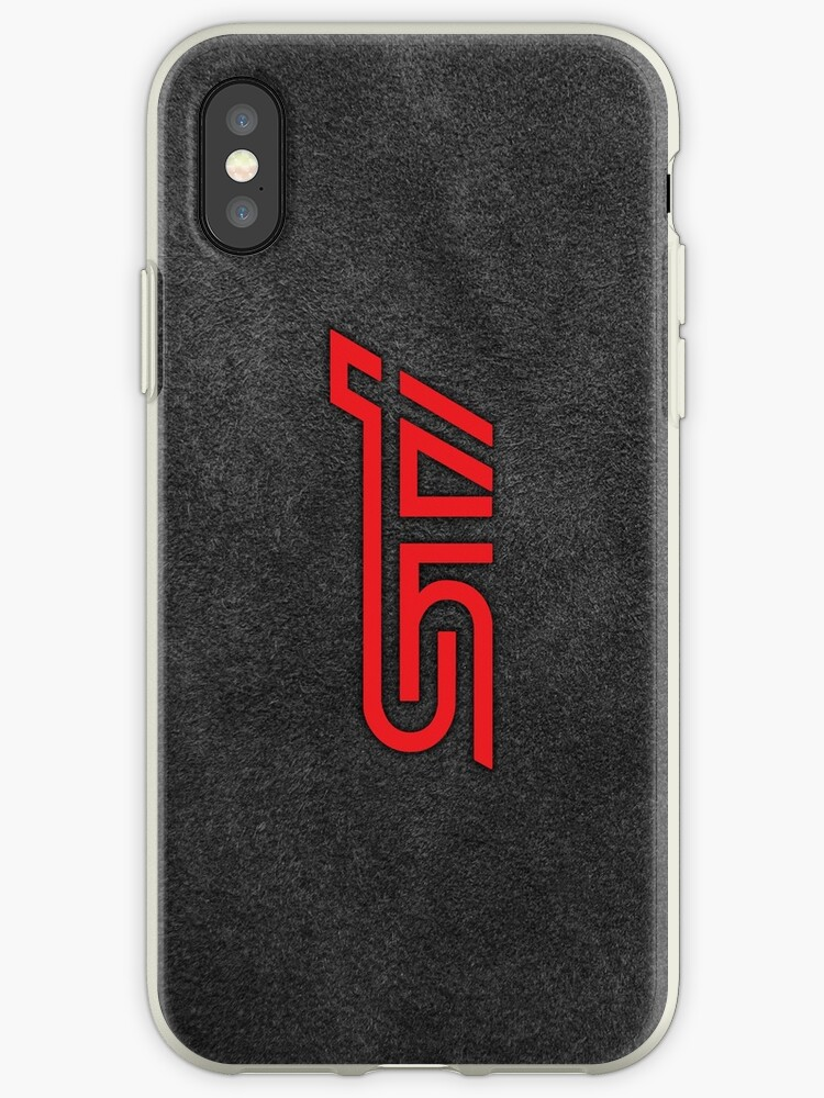alkantara iphone 7 case