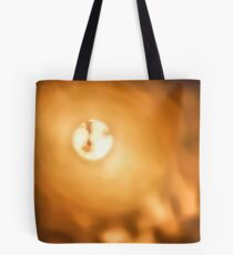 Inspired by Sunspots Tote Bag