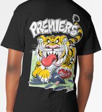 AFL Tigers 2017 - 'We smashed 'em' in black Men's Premium T-Shirt