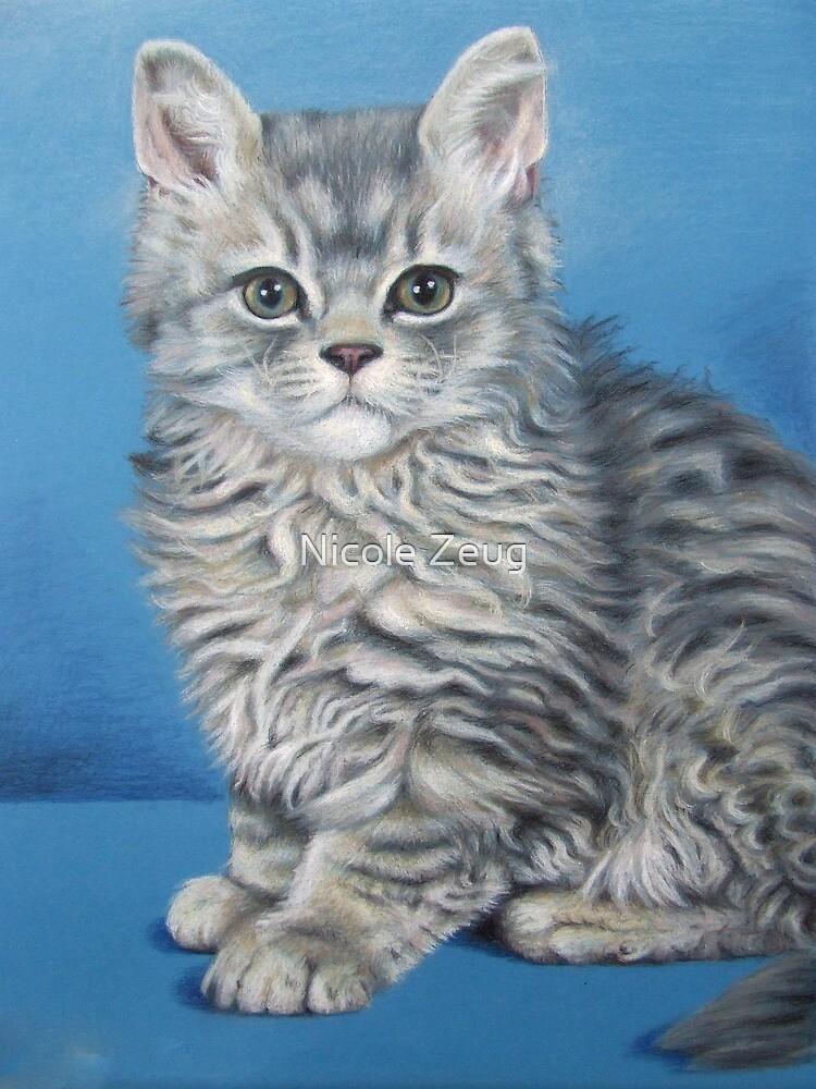 Velvet Kitten Victoria by Nicole Zeug