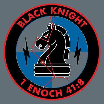 Black Knight Patch 1 by Ekliptik