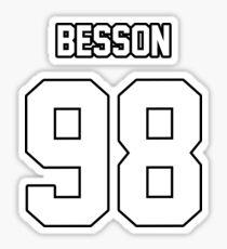 Corbyn Besson Sticker