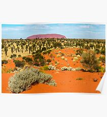 Uluru 01 Poster