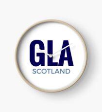 GLA - Scotland Clock