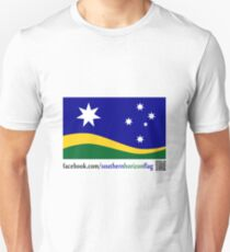 Southern Horizon - The New Australian Flag (With QR Code) Unisex T-Shirt