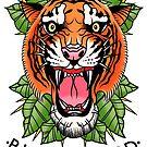 Tiger by BLACK BEARD