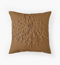 Patterns in Nature Throw Pillow