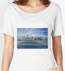 Staten Island Ferry Women's Relaxed Fit T-Shirt