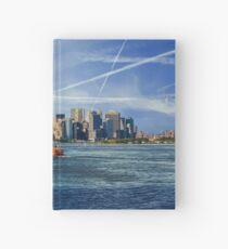 Staten Island Ferry Hardcover Journal