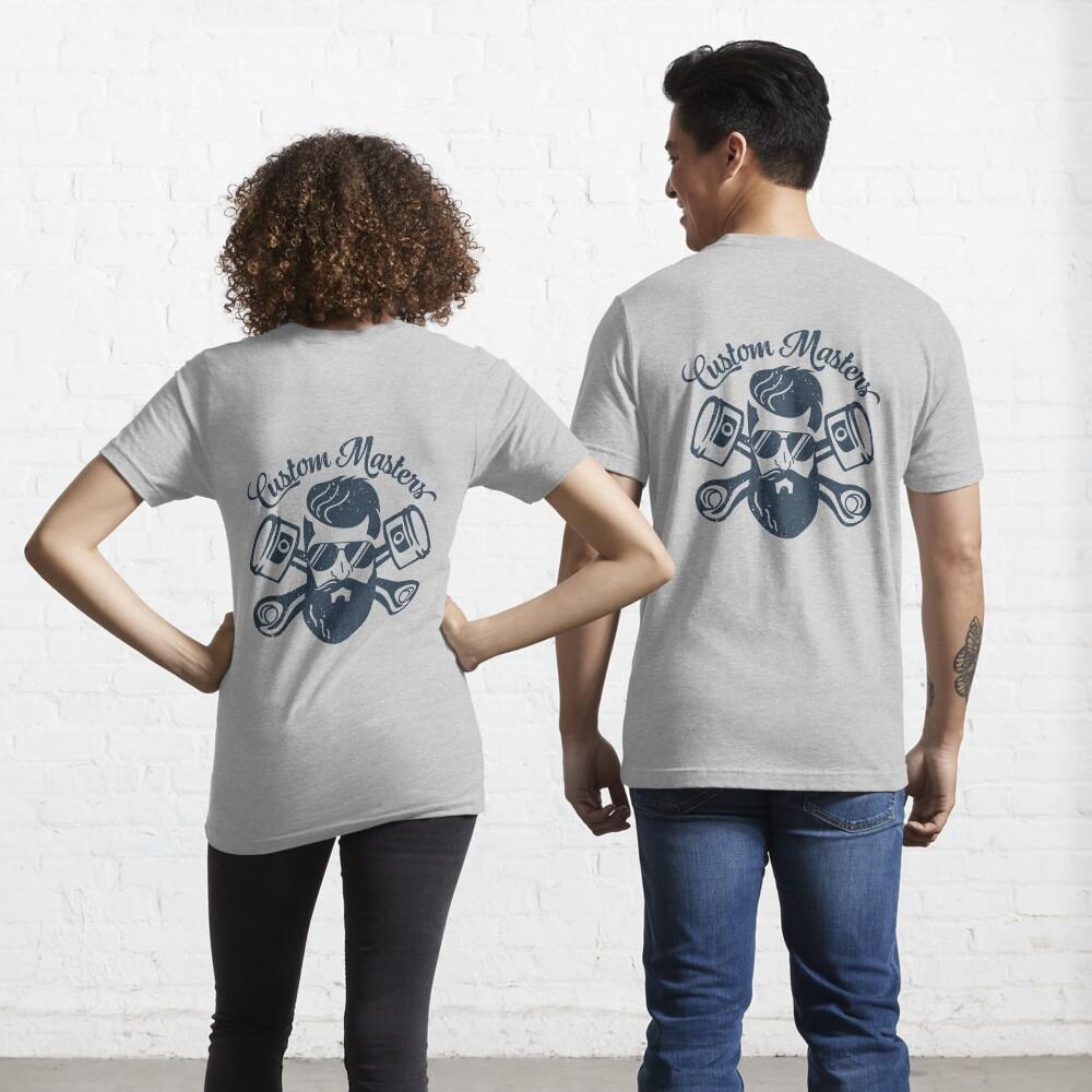 Custom Master Essential T-Shirt