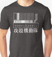 GHOST IN THE SHELL - with Japanese Unisex T-Shirt