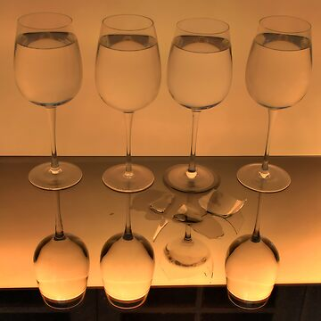 4 glasses, or Picture of Dorian Gray by andreisky