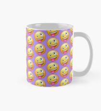Crazy Face Emoji Mug