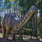 Big Dinosaur by TJ Baccari Photography