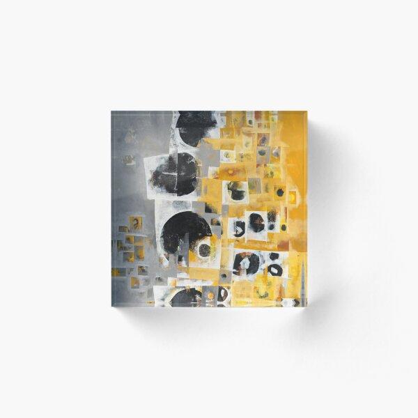 Reverberation Acrylic Block