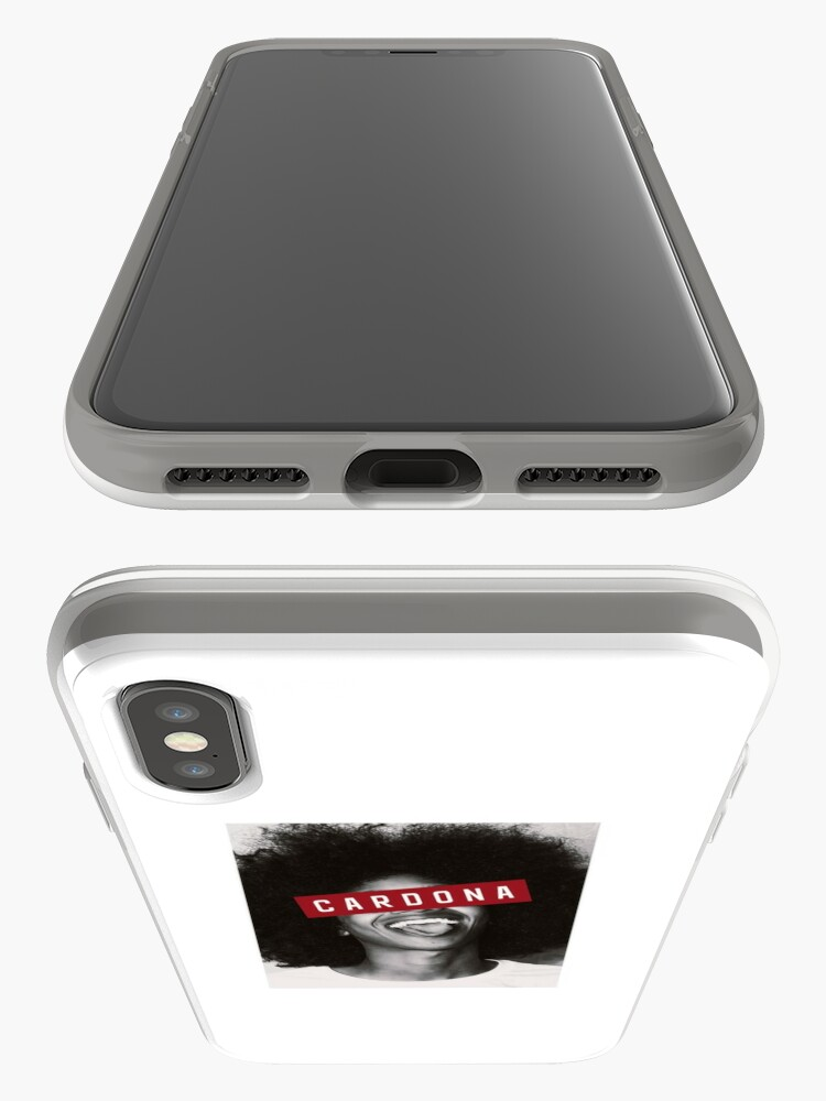 Alternate view of Cardona iPhone Cases & Covers