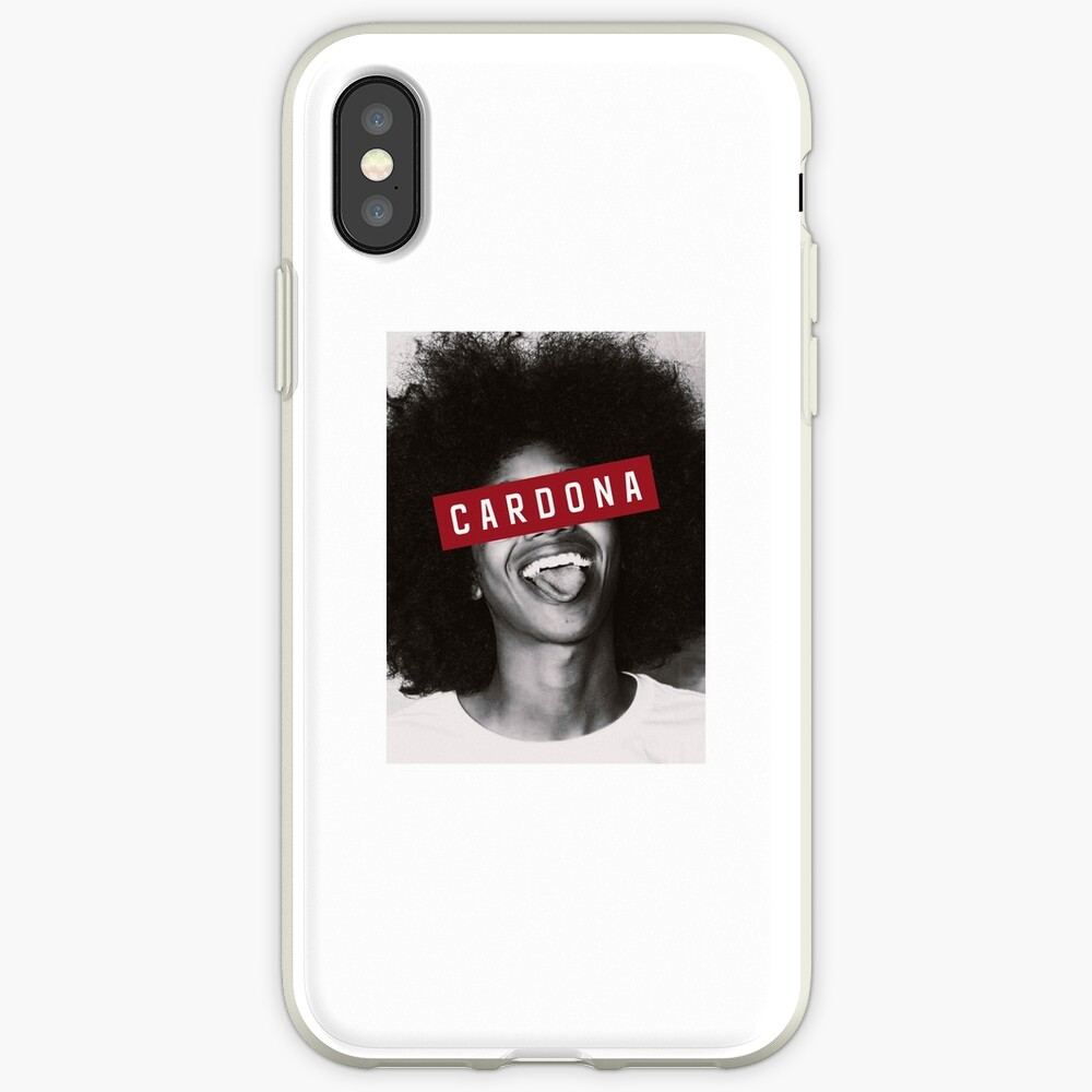 Cardona iPhone Cases & Covers