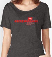 Interflug Women's Relaxed Fit T-Shirt