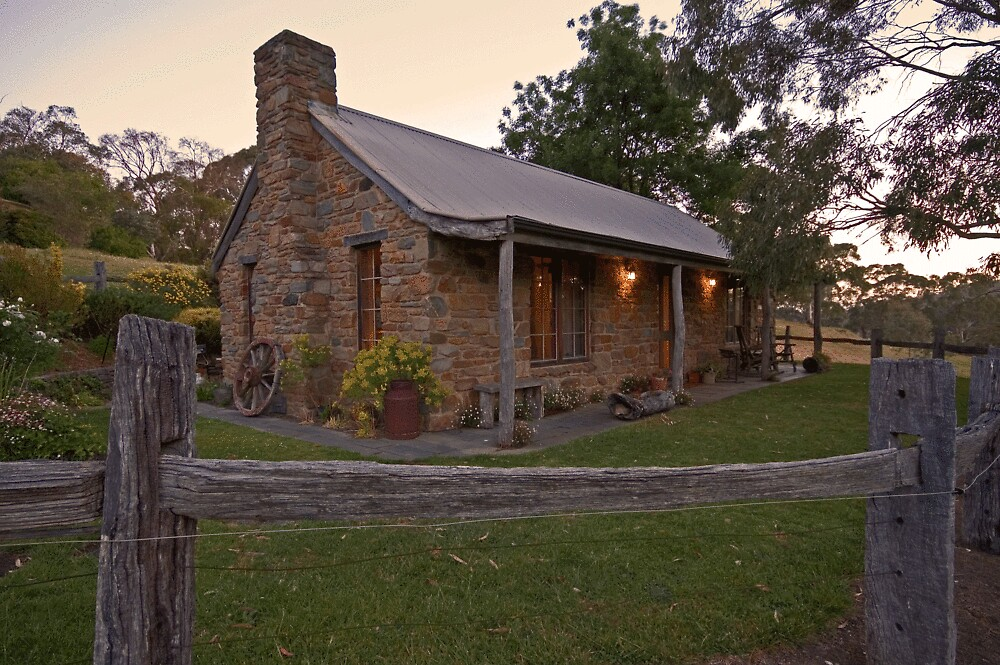 Dusky Cottage by ONYAMARK