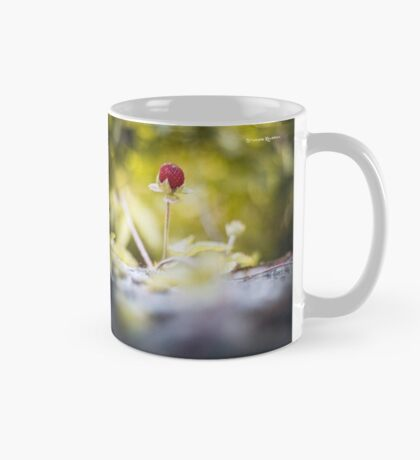 The lonely strawberry II Mug