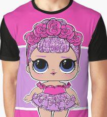 L.O.L Surprise - Sugar Queen Graphic T-Shirt