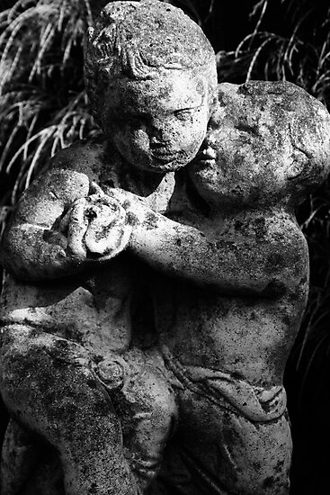 Whispering Cherubs by Alan Harman