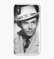 Hank Williams iPhone Case/Skin