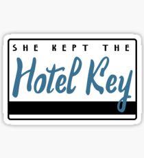 Pegatina Hotel Key Old Dominion