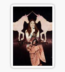 Jaime Unicorn Sticker