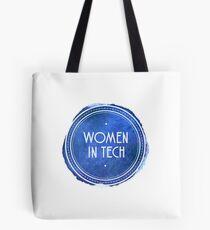 Women in Tech Tote Bag