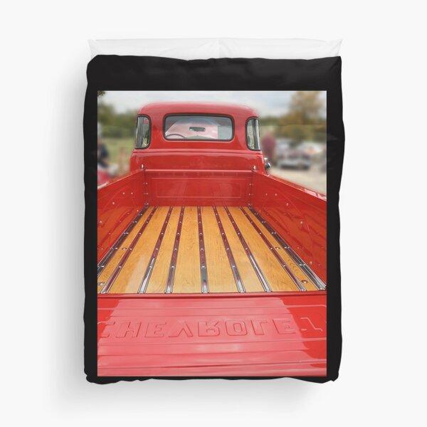 Load 'Em Up Duvet Cover