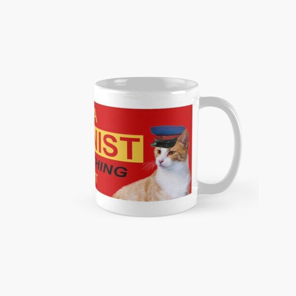 My Cat is a COMMUNIST Classic Mug