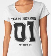 Team Herron - Why Dont We Women's Premium T-Shirt