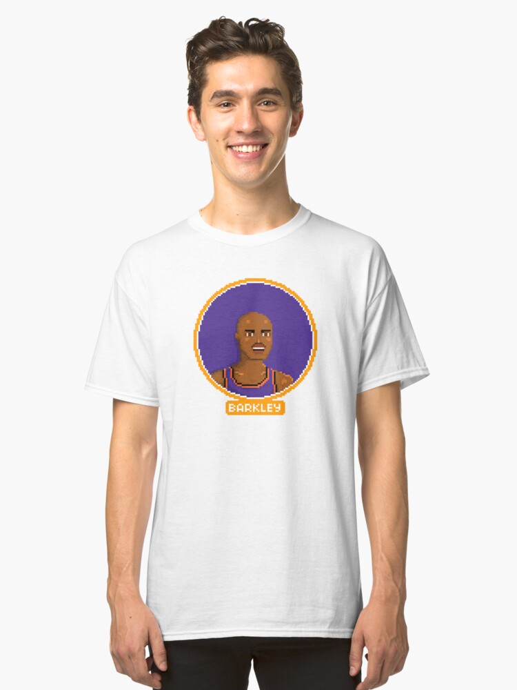 Charles Classic T-Shirt Front